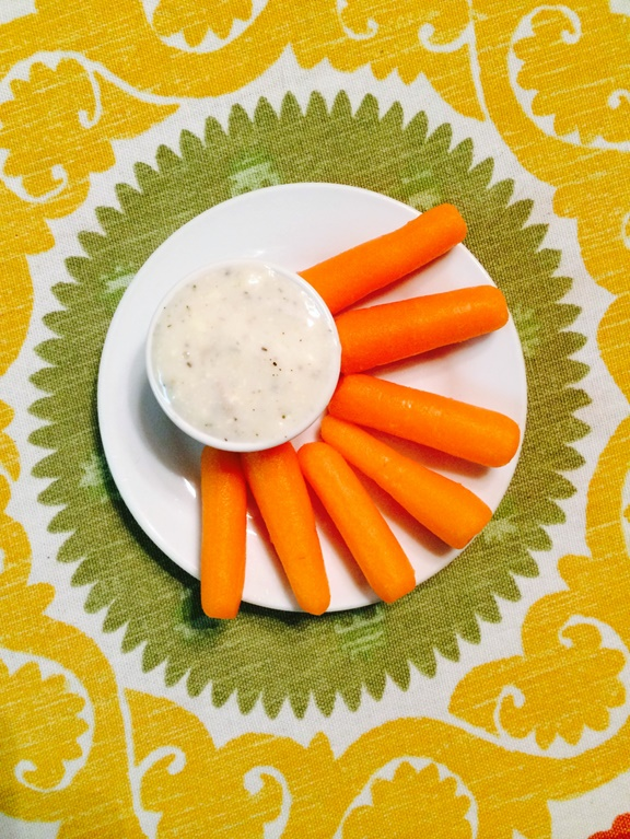 Dairy-Free, Low-Fat Ranch Dressing (vegan, soy-free, and gluten-free optional) - so easy, just 5 minutes to make!