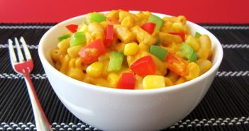 Spicy Southwestern Stovetop Dairy-Free Mac and Cheese (Gluten-Free & Vegan, too!)