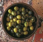 Speedy Brazilian-Spiced Olives