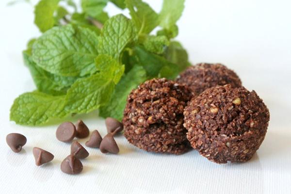 Chunkie Dunkies - Gourmet Raw Vegan Cookies (Chocolate Chip, Mint Chocolate Chip, Fudge Brownie)