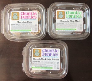 Chunkie Dunkies - Gourmet Raw Vegan Cookies