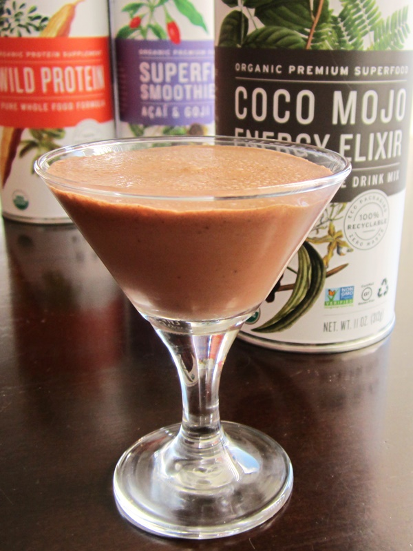 Essential Living Foods Superfood Smoothie Mixers: Coco Mojo Energy Elixir (Organic, Raw, Vegan, Gluten-Free)
