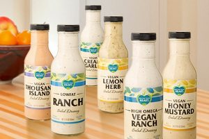 Dairy-Free Product Reviews: Salad Dressings & Condiments