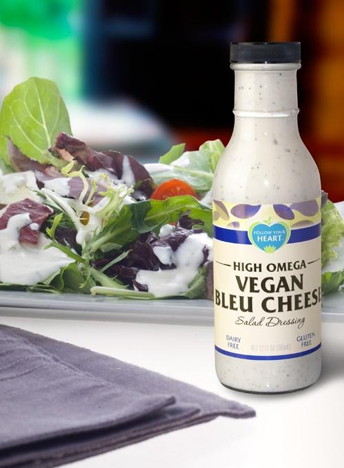Follow Your Heart Vegan Salad Dressings - High Omega Bleu Cheese