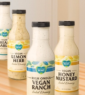 Follow Your Heart Vegan Salad Dressings (dairy-free, gluten-free)