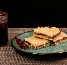 Fruit Filled Gluten-Free Oatmeal Squares