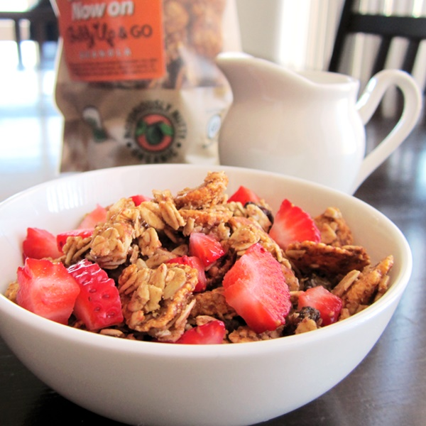 Giddy Up and Go Granola - Notoriously Nutty