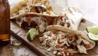 Grilled Fish Tacos with Easy Homemade Pickled Vegetables