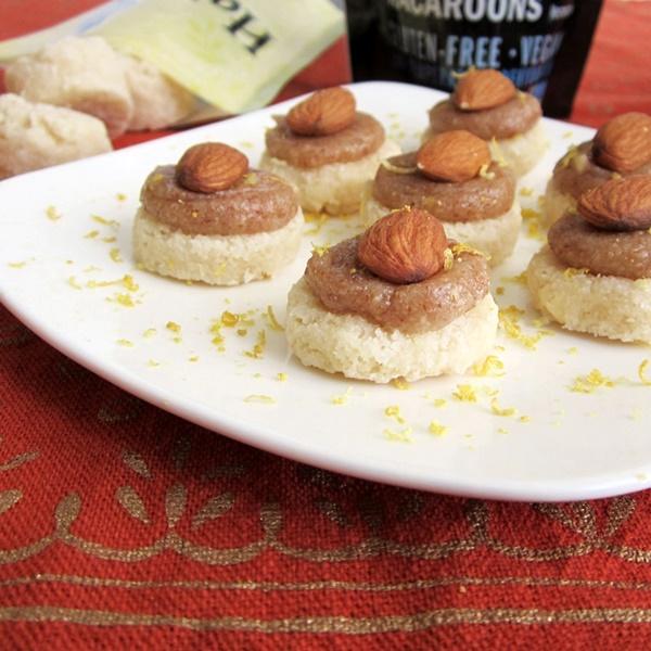 Sweet Grain-Free and Dairy-Free Recipes: Sweet Double Lemon Ricotta Bites