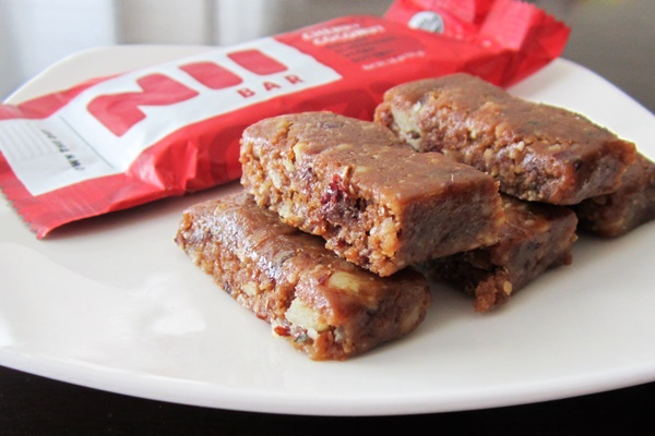 Nii Bar Cherry Coconut - Vegan, glutenfree, #dairyfree