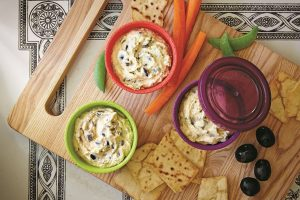 New Dairy-Free Recipes - Elaborate to Easy Appetizers to Impress!