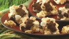 Popcorn S'more Clusters