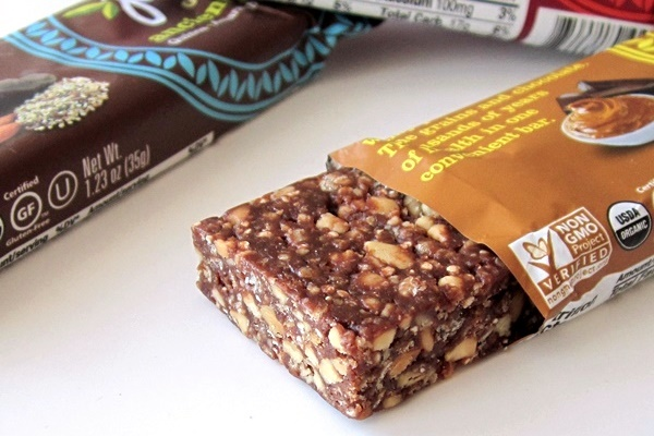 Pure Bars with Ancient Grains: Organic, Gluten-Free, and Vegan