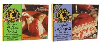 Rising Moon Organic Primacotta Frozen Entrees - with Dairy-Free and Vegan Ricotta