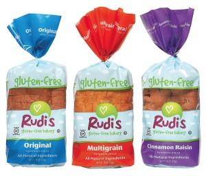 Rudi's Gluten-Free Bread