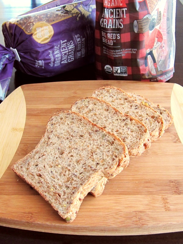 Silver Hills Bakery Sprouted Breads - Whole grain and baked in a nut-free, dairy-free, and vegan facility
