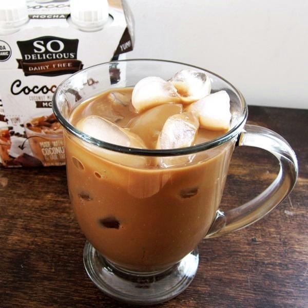 So Delicious Dairy Free Cococcino - Coconut Milk Iced Mocha