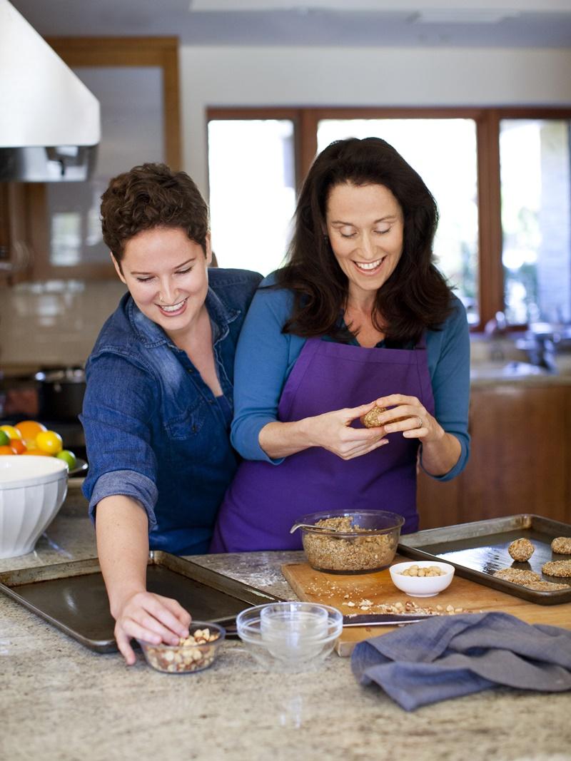 Wholesome Vegan Blackberry Bran Muffins Recipe - by Myra Goodman, co-founder of Earthbound Farm