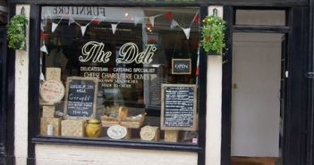 The Deli in Rochester Kent (great for gluten-free and dairy-free needs)