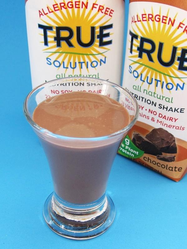 True Solution Allergen Free Nutrition Shake - Dairy-Free Chocolate 4