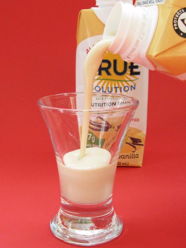True Solution Allergen Free Nutrition Shake - Dairy-Free Vanilla