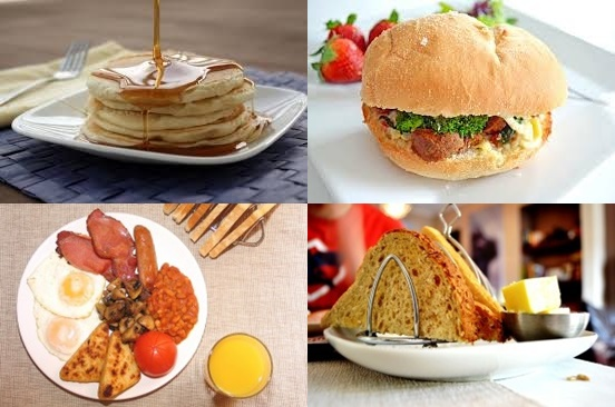 Ty Rosa Bed and Breakfast - vegan and gluten-free breakfast menus and evening meals
