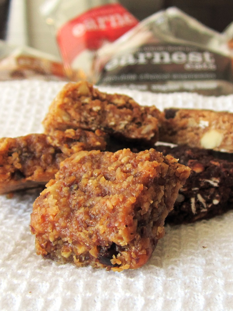 Earnest Eats Baked Whole Food Bars Reviews and Information - dairy-free, vegan, and filling!