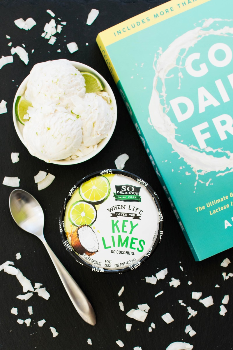 So Delicious Coconut Milk Ice Cream Review - A Dozen Flavors - all vegan and gluten-free!