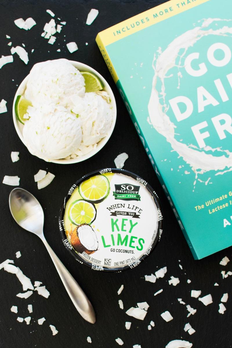 So Delicious Coconut Milk Ice Cream Review - A Dozen Flavors - all vegan and gluten-free!
