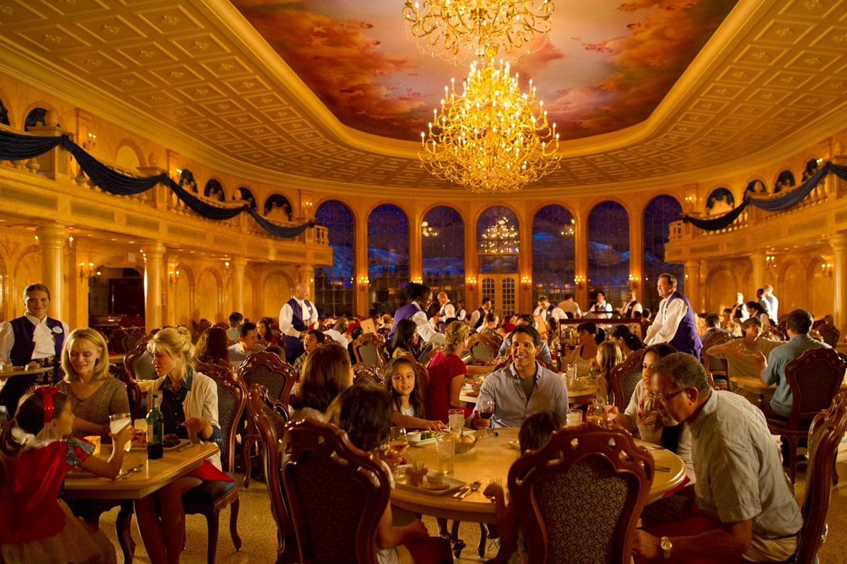Magical Disney Dining Resources for Food Allergic Guests