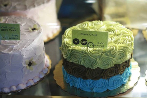French Meadow Bakery and Cafe - Vegan and Gluten-Free Cakes