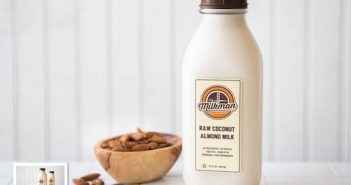 Good Eggs - Milkman Raw Coconut Almond Milk