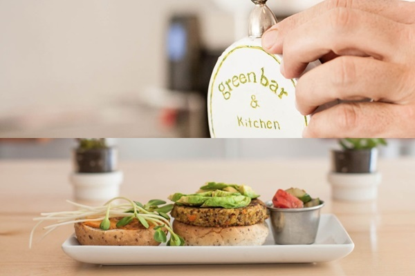 Green Bar and Kitchen in Ft. Lauderdale is a healthy plant-based (vegan) restaurant