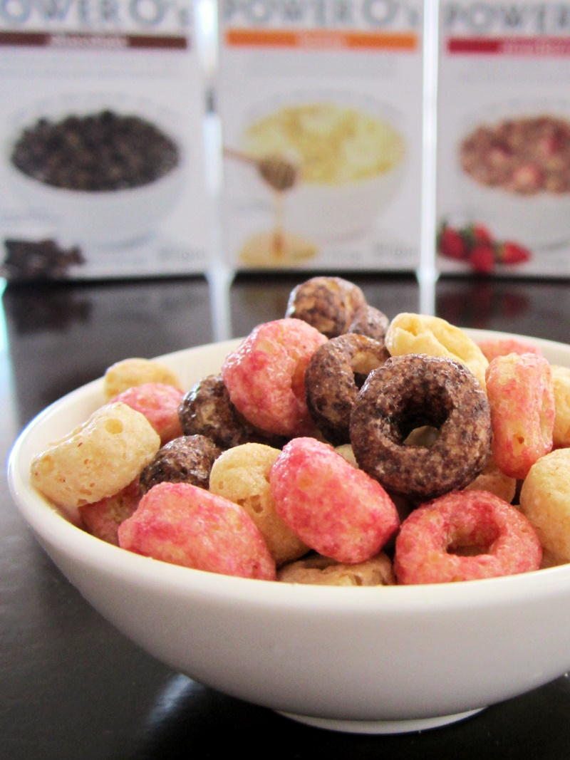 Love Grown Power O's Cereal - 3 varieties all powered by beans! Vegan and wholesome.