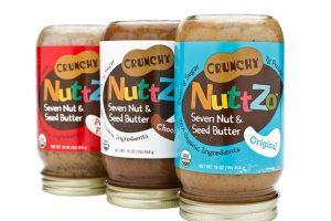 Nuttzo Organic Seven Nut & Seed Butter (dairy-free, gluten-free, vegan, organic)