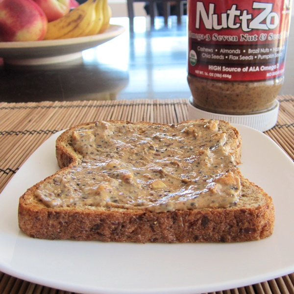 Nuttzo - Organic Chunky Seven Nut & Seed Butter