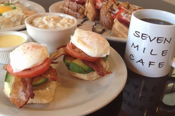 Seven Mile Cafe - Bountiful Breakfasts with ample Dairy-Free and Vegan Offerings in Denton Texas