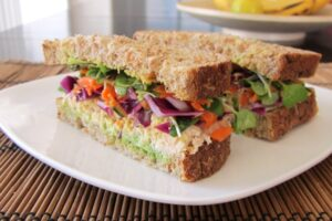 Dairy-Free Recipes for Sandwiches, Wraps, Burgers and Pitas