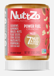 Nuttzo 7 Nut and Seed Butters Reviews and Info - dairy-free, paleo-friendly, keto-friendly