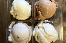 Sweet Melissa's in Ithaca, NY is well known for creamy vegan ice cream