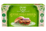Vegan Veggie Burgers Guide (Brands and Recipes) Pictured: Deep Indian Cuisine
