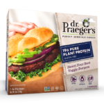 Vegan Veggie Burgers Guide (Brands and Recipes) Pictured: Dr. Praeger's