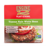 Vegan Veggie Burgers Guide (Brands and Recipes) Pictured: Engine 2