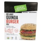 Vegan Veggie Burgers Guide (Brands and Recipes) Pictured: GoGo Quinoa Burgers