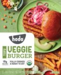 Vegan Veggie Burgers Guide (Brands and Recipes) Pictured: Hodo Tofu Veggie Burgers