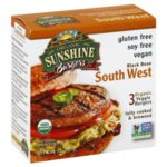 Vegan Veggie Burgers Guide (Brands and Recipes) Pictured: Sunshine Burgers