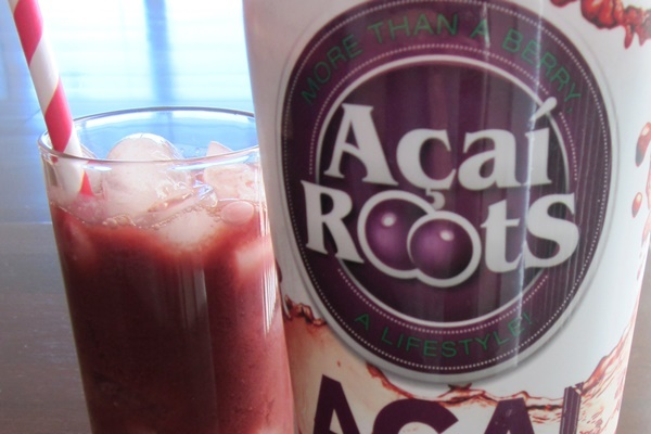 Favorite Healthy Beverages - Acai Roots Juice