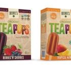 DeeBee's Organic TeaPops: Low-Sugar, Healthy Frozen Treats