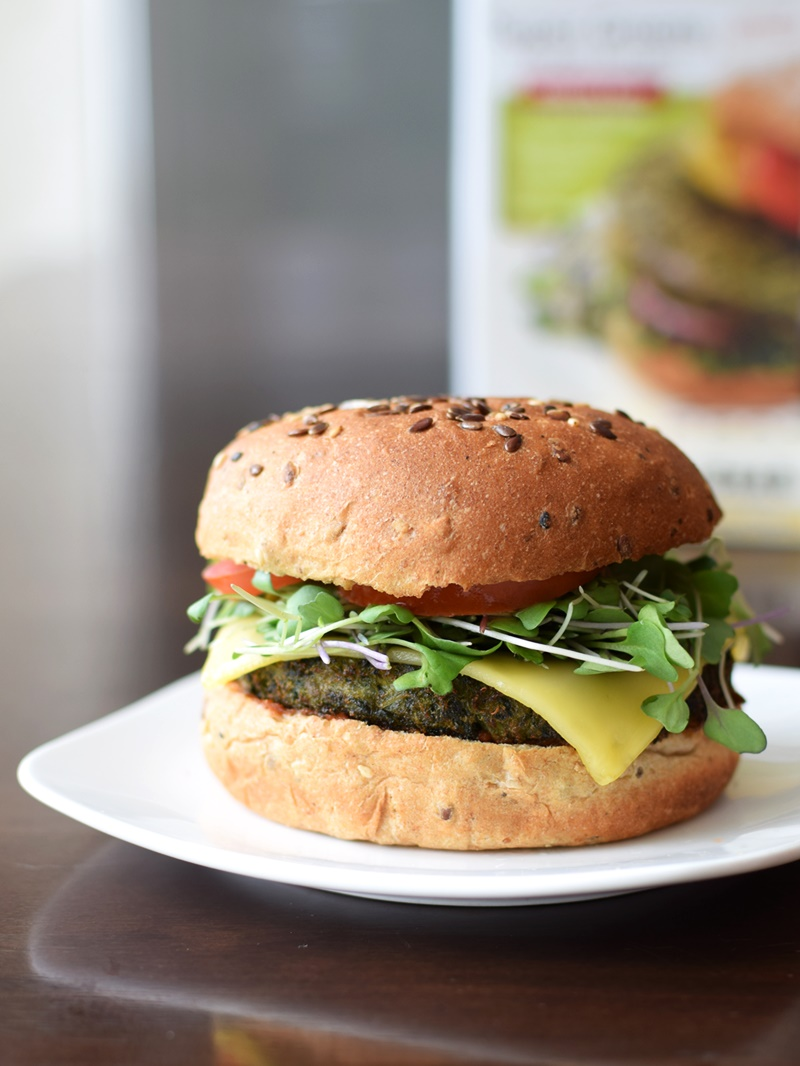 Dr. Praeger's Veggie Burgers - 9 Flavorful Varieties (all dairy-free, select are vegan + gluten-free)