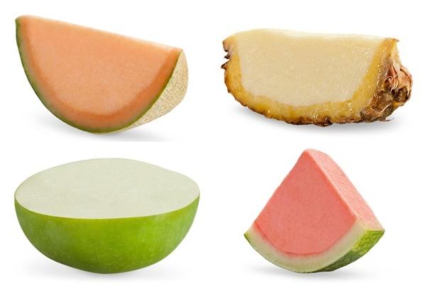 Elegant Desserts Sorbet Frozen Desserts - Scooped Fruit Sorbet